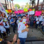 Fortalecer la zona rural de Acapulco, compromiso de Mario Moreno Arcos