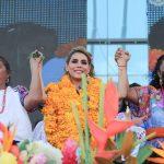 Abre la gobernadora Evelyn Salgado Pineda las puertas de la sede del Poder Ejecutivo del Estado para el pueblo de Guerrero